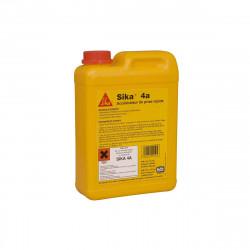 Activateur SIKA -4a - Pour prise rapide - 2L