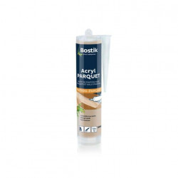 Mastic Bostik ACRYL parquet erable frêne pin 300ml