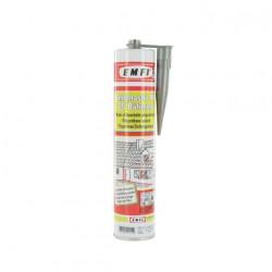 Mastic polyuréthane gris EMFI PU 25 bâtiment 300ml x 5