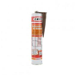 Mastic polyuréthane brun EMFI PU 40 bâtiment 300ml x 5