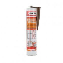 Mastic polyuréthane brun EMFI PU 40 bâtiment 300ml