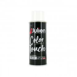 Peinture aérosol Julien blanc brillant 400ml Ral 9010