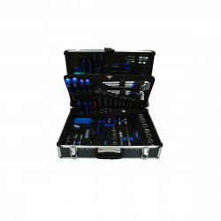 Coffret d'outils universel BRILLIANT TOOLS - 143 pcs - BT024143