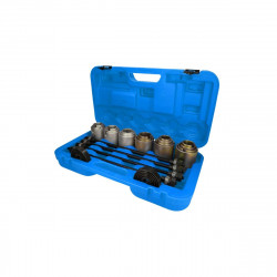 Jeu de douilles BRILLIANT TOOLS pour traction et pression avec 4 tiges - 26 pcs - BT672450