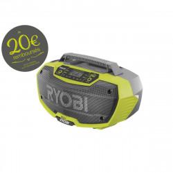 Radio d'atelier RYOBI stéréo 18 V OnePlus - sans batterie ni chargeur R18RH-0