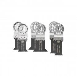 Lot de 6 lames FEIN - E-Cut StarlockPlus - 35222942050