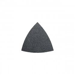 Lot de 5 Feuilles abrasives triangulaires FEIN - grain 80 - 63717083043