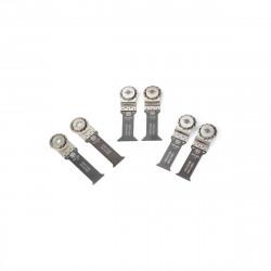 Lot de 6 lames de scie FEIN - E-Cut StarlockMax Bois-Métal - 35222967050