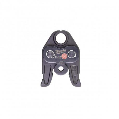 Mâchoires sertisseuse MILWAUKEE M18 J12-TH26 - 26mm - 4932430284
