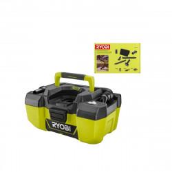 Pack aspirateur d'atelier RYOBI 18V One Plus R18PV-0 - Kit 6 accessoires RYOBI pour nettoyage automobile - R18HV - RAKVA04