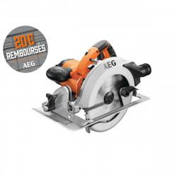 Scie circulaire électrique AEG 1600 W 64mm KS 66-2