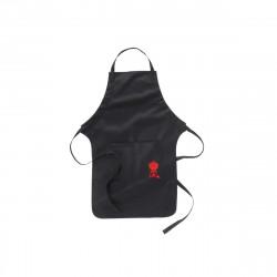 Tablier WEBER - pour barbecue - sangle ajustable - Noir