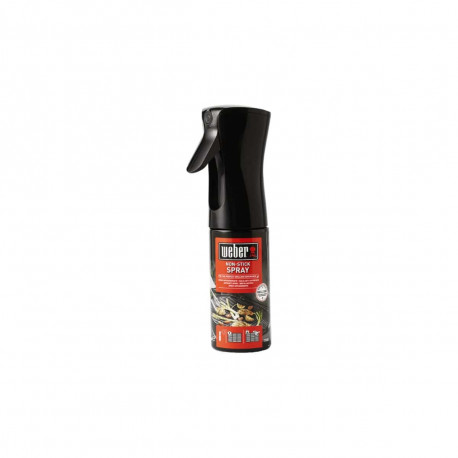 Huile anti-adhérence WEBER - pour grille cuisson- 200ml