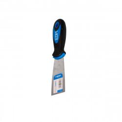 Spatule professionnelle EDM - acier inoxydable - 40 mm - 24143