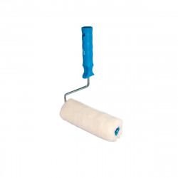 Rouleau de peinture EDM - en laine - poil long - 220mm - 24166