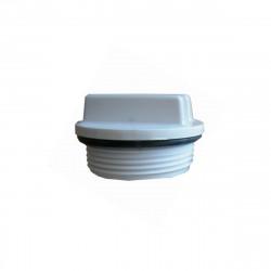 Bouchon PVC d'hivernage pour piscine