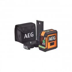 Appareil de mesure laser AEG électronique - 20m - CLG220-B