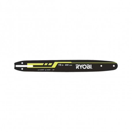 Guide RYOBI 40cm pour tronçonneuses électriques RAC249