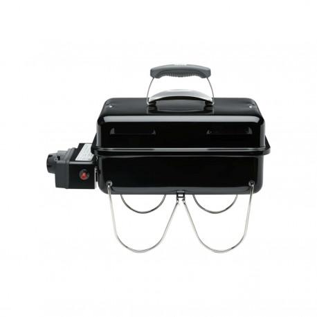 Barbecue WEBER - à gaz - Go-anywhere - Noir