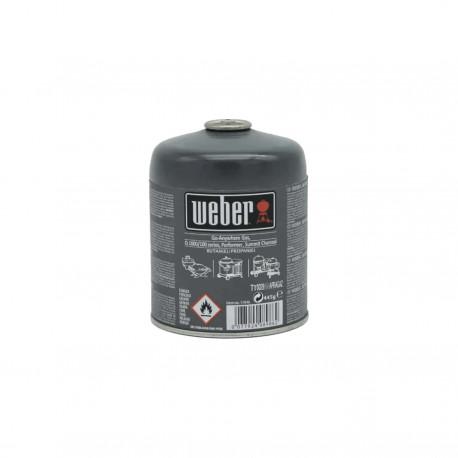 Cartouche de gaz WEBER - pour barbecue Q100 et Q1000 - 445g