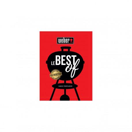 Livre de recettes WEBER - Spécial Best Of