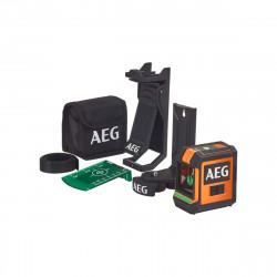 Appareil de mesure laser AEG électronique - 20m - CLG220-K